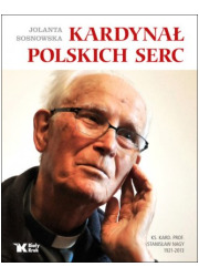 Kardynał polskich serc - okładka książki