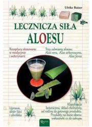 Lecznicza siła aloesu - okładka książki