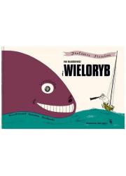 Pan Maluśkiewicz i wieloryb - okładka książki