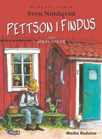 Pettson i Findus (CD mp3) - pudełko audiobooku