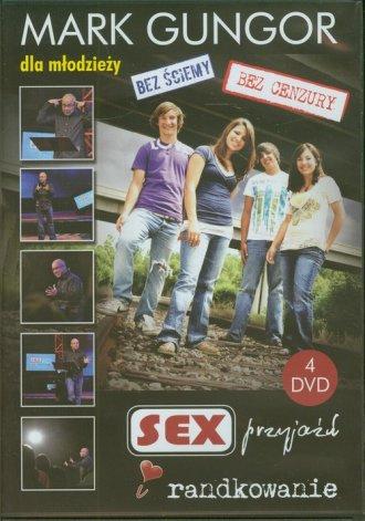 Sex przyjaźń i randkowanie - okładka filmu