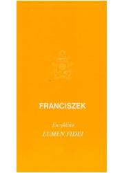 Encyklika Lumen fidei - okładka książki