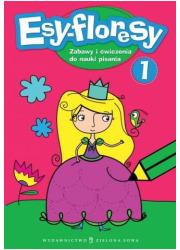 Esy-floresy 1 - okładka książki