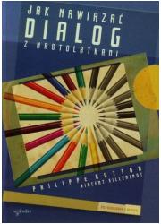 Jak nawiązać dialog z nastolatkami - okładka książki
