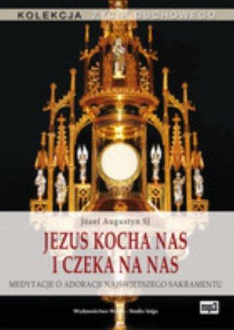 Jezus kocha nas i czeka na nas. - okładka płyty
