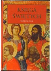 Księga świętych - okładka książki