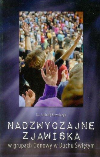 Nadzwyczajne zjawiska w grupach - okładka książki