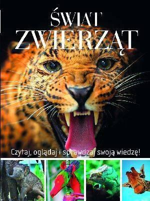 Świat zwierząt - okładka książki
