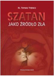 Szatan jako źródło zła - okładka książki