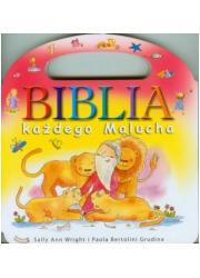 Biblia każdego Malucha - okładka książki
