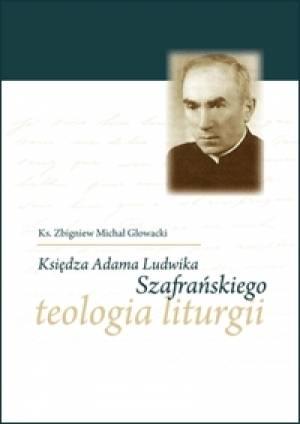 Księdza Adama Ludwika Szafrańskiego - okładka książki