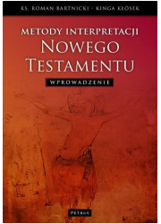 Metody interpretacji Nowego Testamentu. - okładka książki