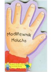 Modlitewnik Malucha - okładka książki
