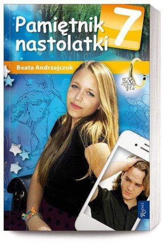 Pamiętnik nastolatki 7 - okładka książki