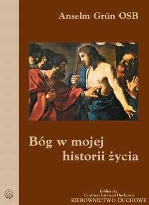 Bóg w mojej historii życia - okładka książki