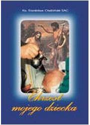 Chrzest mojego dziecka - okładka książki