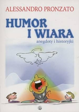Humor i wiara. Anegdoty i historyjki - okładka książki