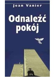 Odnaleźć pokój - okładka książki