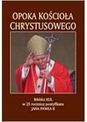 Opoka Kościoła Chrystusowego - okładka książki