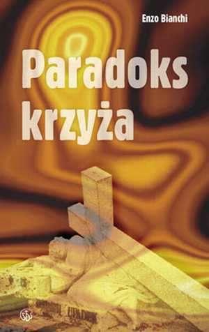 Paradoks krzyża - okładka książki