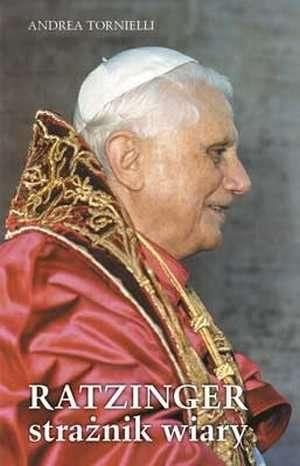 Ratzinger. Strażnik wiary - okładka książki