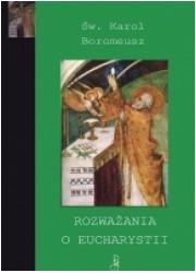 Rozważania o Eucharystii - okładka książki