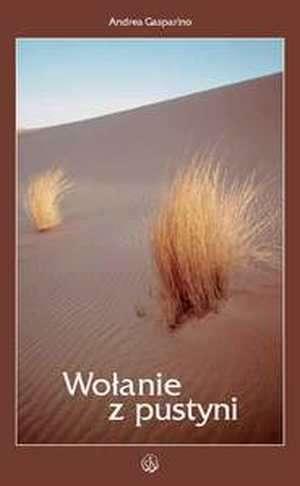 Wołanie z pustyni - okładka książki