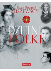 Dzielne Polki - okładka książki