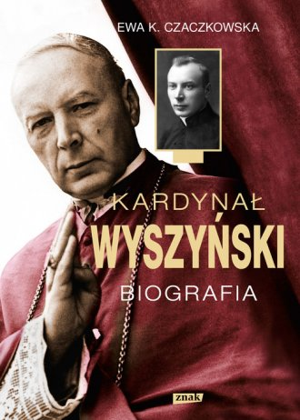 Kardynał Wyszyński. Biografia - okładka książki