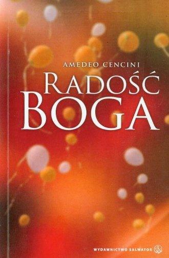 Radość Boga - okładka książki