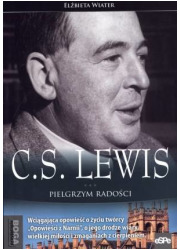 C.S. Lewis. Pielgrzym radości - okładka książki