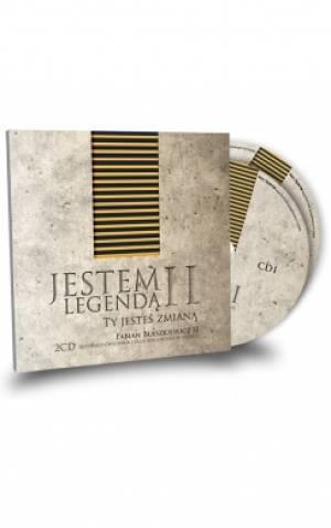 Jestem legendą 2. Ty jesteś zmianą - pudełko audiobooku