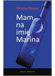 Mam na imię Marina i jestem alkoholiczką - okładka książki