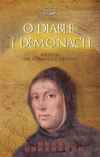 O diable i demonach według św. - okładka książki