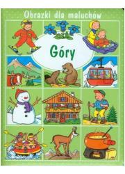 Obrazki dla maluchów. Góry - okładka książki