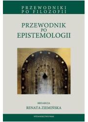 Przewodnik po epistemologii - okładka książki