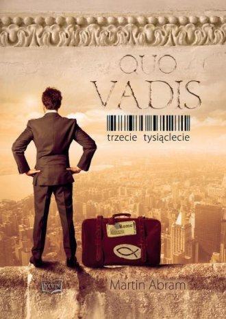 Quo Vadis. Trzecie tysiąclecie - okładka książki