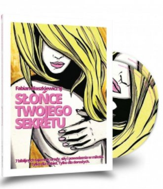 Słońce Twojego sekretu (książka - okładka książki