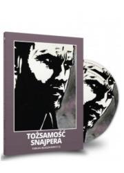 Tożsamość snajpera (książka + 2CD) - okładka książki