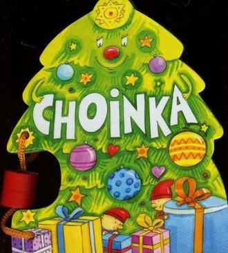 Choinka - okładka książki