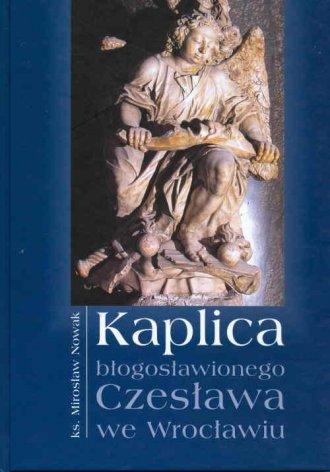 Kaplica błogosławionego Czesława - okładka książki
