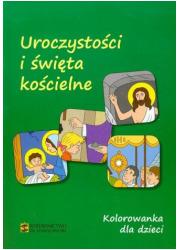 Uroczystości i święta kościelne. - okładka książki