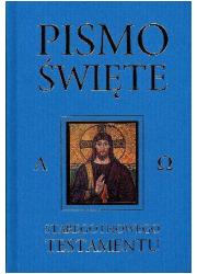 Pismo Święte Starego i Nowego Testamentu - okładka książki