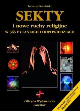 Sekty i nowe ruchy religijne w - okładka książki