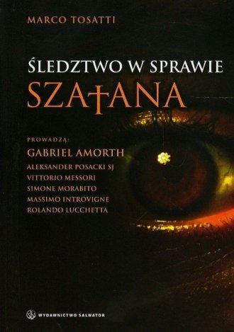 Śledztwo w sprawie szatana - okładka książki