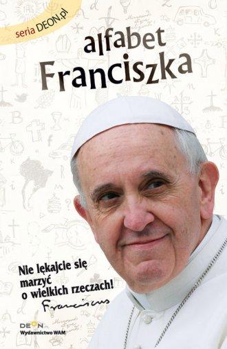 Alfabet Franciszka - okładka książki