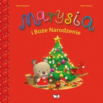 Marysia i Boże Narodzenie - okładka książki