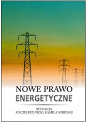 Nowe prawo energetyczne - okładka książki
