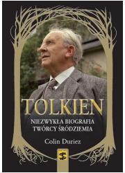 Tolkien. Niezwykła biografia twórcy - okładka książki