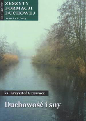Zeszyty Formacji Duchowej nr 61. - okładka książki